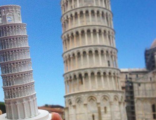 Анджело Д'Анджело – пътешествия и 3D принтиране