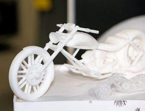 3D принтиране за юбилея на E & Y